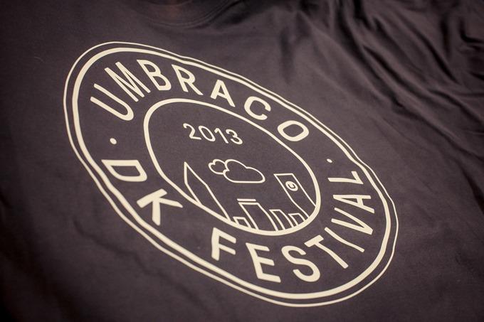 Umbraco Festival T-shirt